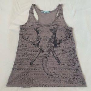 🐘 Elephant Tank Top Small